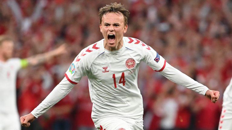 Сборная Дании по футболу, Сампдория, Миккель Дамсгор, Евро-2020