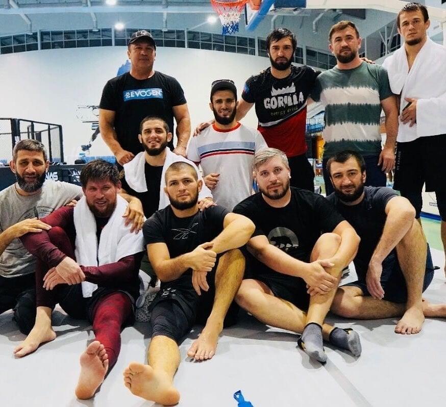 Хабиб Нурмагомедов, UFC 254, MMA, Джастин Гейджи, UFC, Бойцовский остров UFC, Хабиб - Гейджи