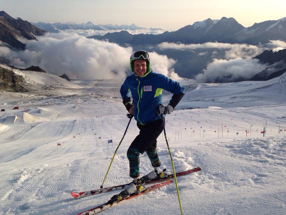 горные лыжи, паралимпийская сборная России
