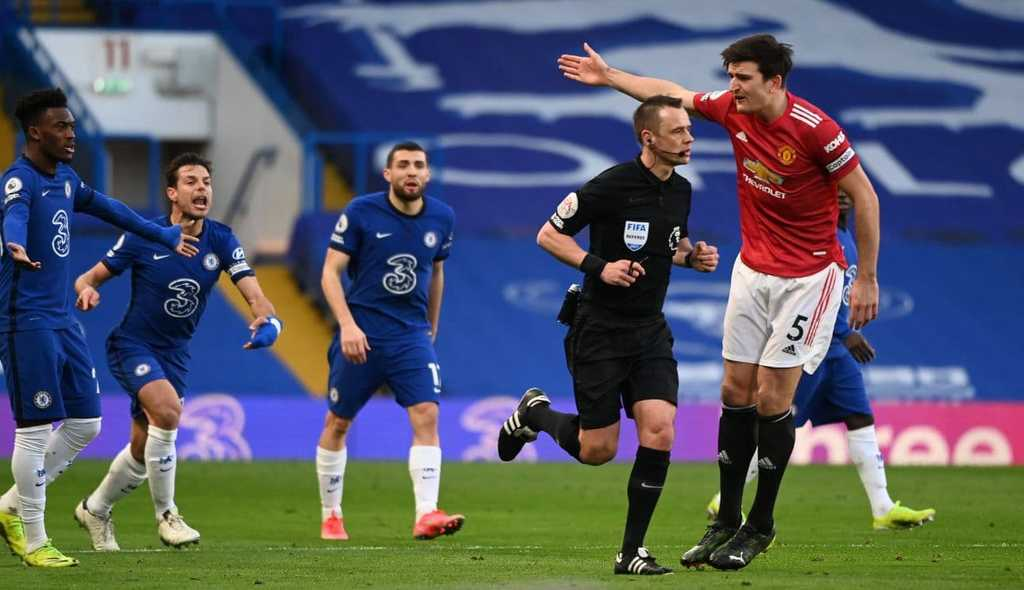 Челси — МЮ 📝 7 заметок по матчу от RedBand