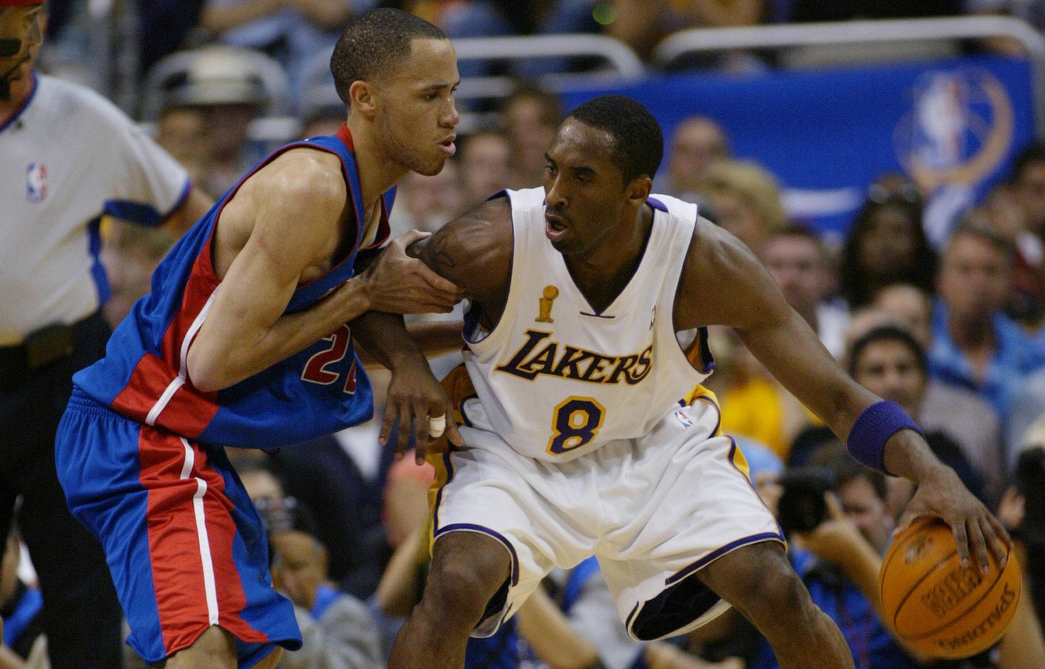 «Детройт Пистонс» оказались лучше «Лейкерс» в 2004 году. Доказательство – их победа в первом матче