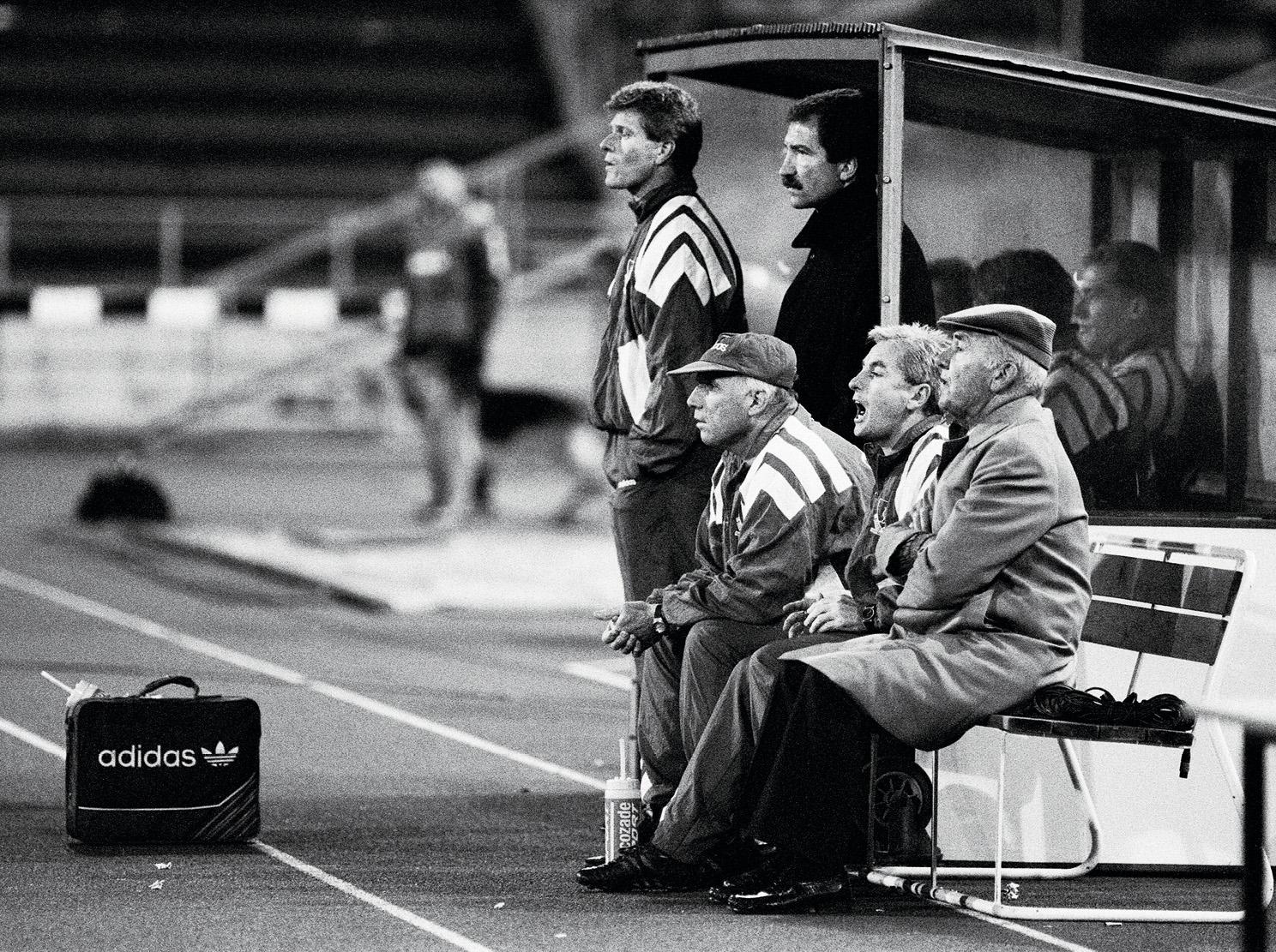 «Парни Бутрума» 12. Начало конца — Грэм Сунесс (1990-1993)