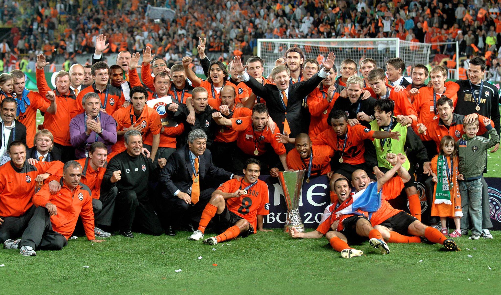 В 2009-м «Шахтер» выиграл последний Кубок УЕФА. В финале забил будущий спартаковец, а по полю бегал кот