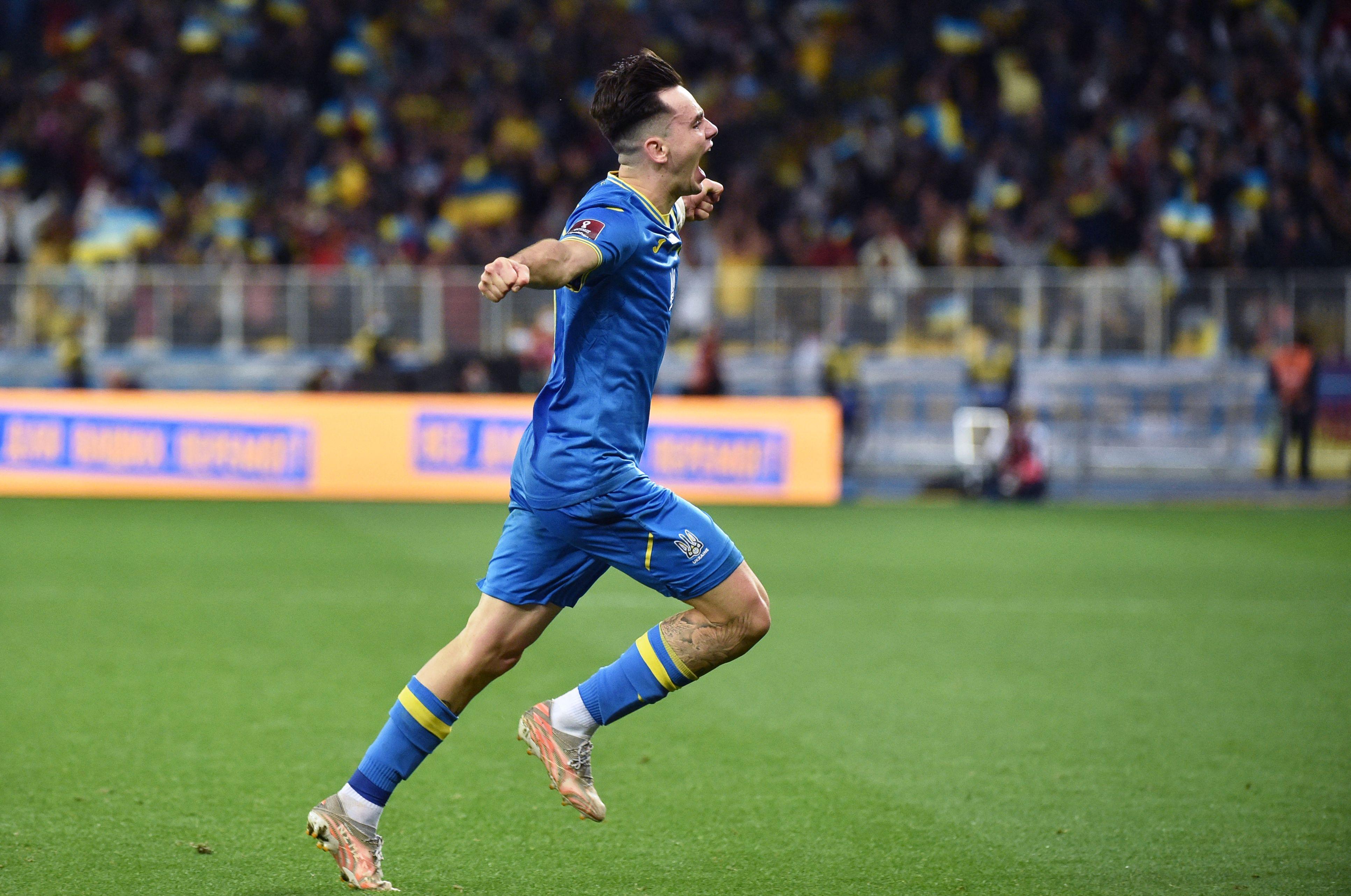 Сборная Украины по футболу, квалификация ЧМ-2022, Александр Петраков