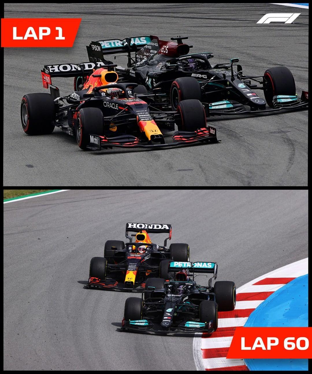 Макс Ферстаппен, Мерседес, Формула-1, Ред Булл, Льюис Хэмилтон, Гран-при Венгрии, Гран-при Испании