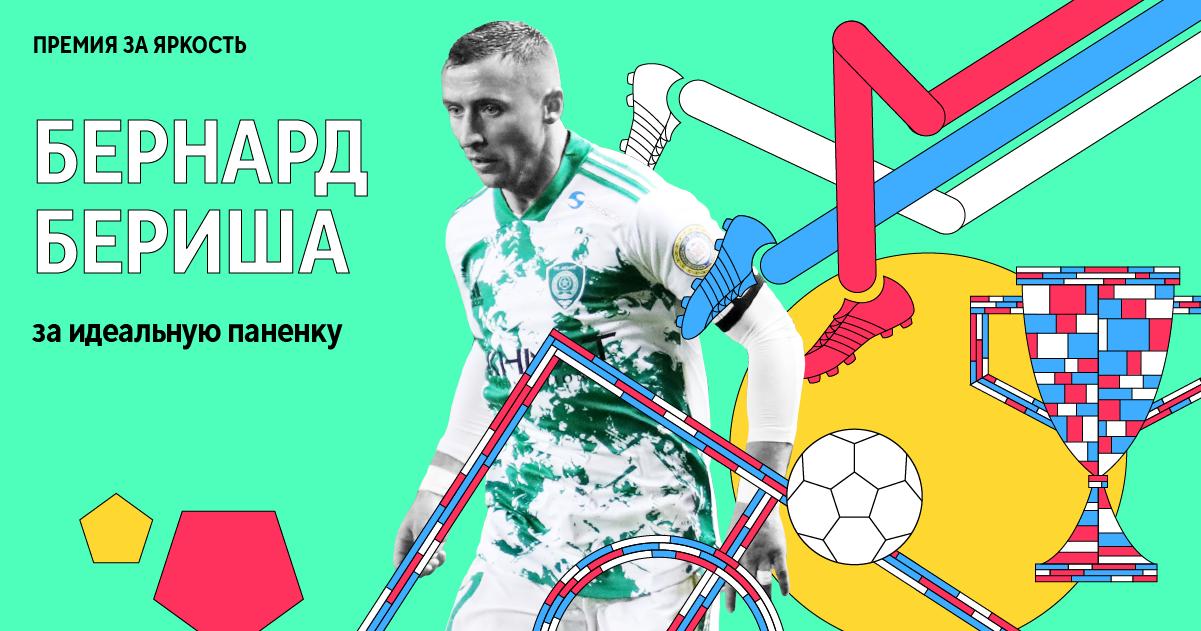 Самый яркий в ноябре: Акинфеев и Рыжиков с мегасэйвами, очень смелый Скопинцев, филигранный Бериша или Шапи, впечатливший Европу?