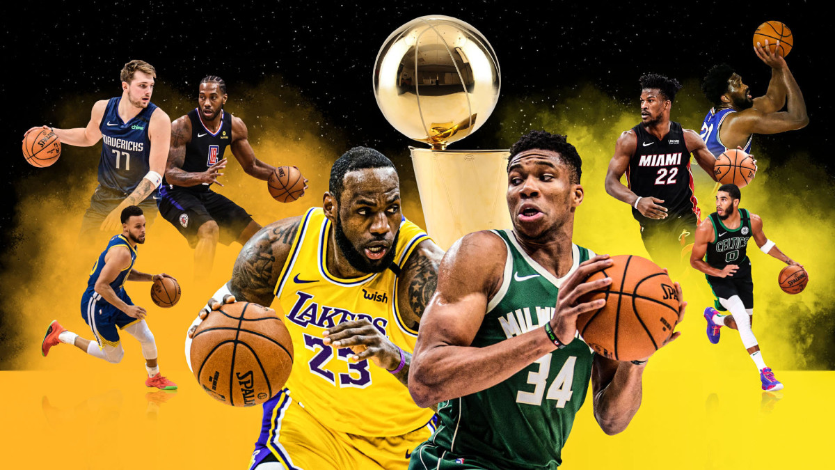Командный турнир НБА Плей-офф 2021