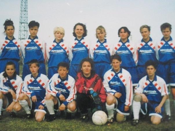 Казанский «Рубин» создал женскую команду. И переполошил фанатов «Барсы»