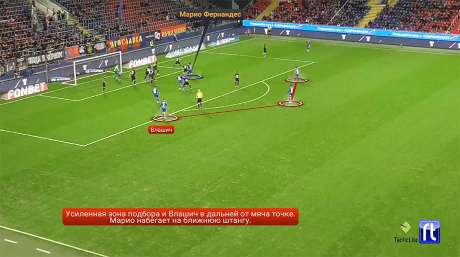 Олич уже начал менять ЦСКА. В футболе команды появились новые элементы