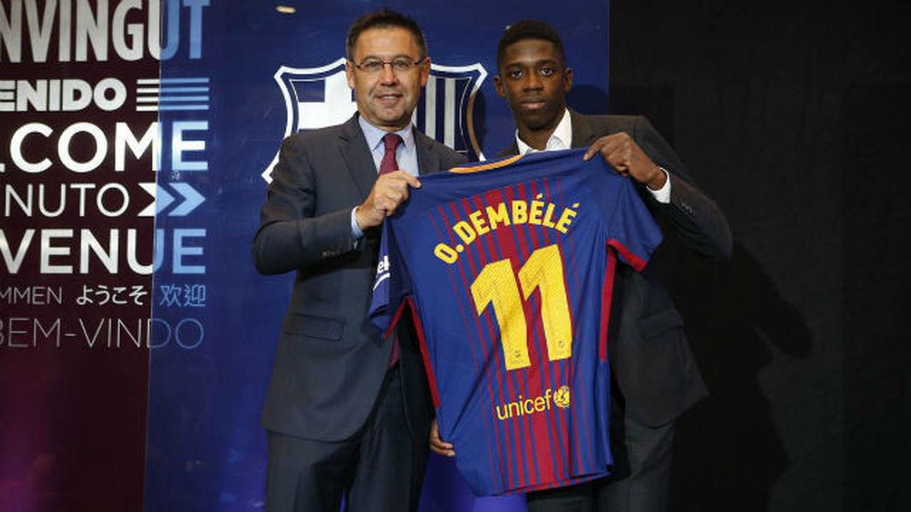 Дембеле – не уровень «Барселоны». Хватит оправдывать его, ожидая какого-то чудесного прорыва в игре