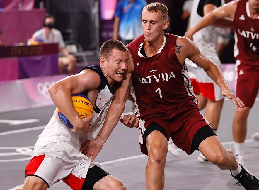Станислав Шаров, Баскетбол 3х3, Олимпиада-2020, Ассоциация студенческого баскетбола, олимпийский баскетбольный турнир 3х3, сборная России 3х3