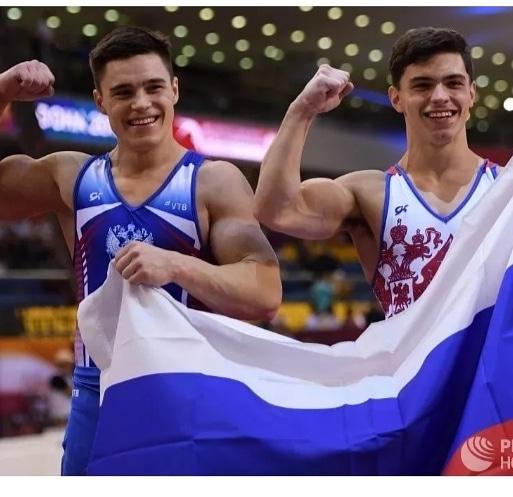 Артур Далалоян, Никита Нагорный, Чемпионат мира по спортивной гимнастике 2019, спортивная гимнастика