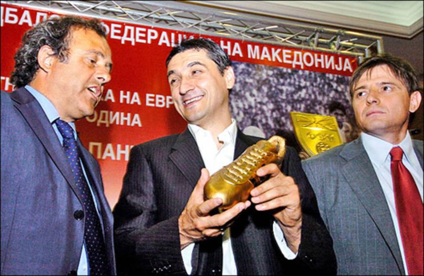 Дарко Панчев: великий македонский форвард, у которого не получилось в Серии А