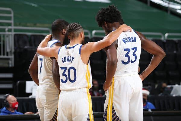 🤮 Правда ли, что «Голден Стейт» худшая команда в НБА прямо сейчас?