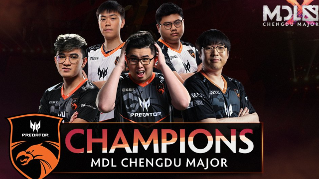 TNC, Ким «Gabbi» Виллафуерте, Fantasy, Блоги, Invictus Gaming, MDL Chengdu Major