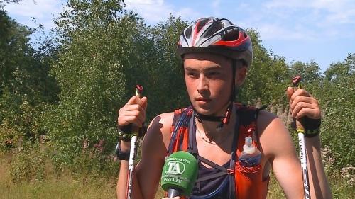 Максим Галкин будущий биатлонист сборной