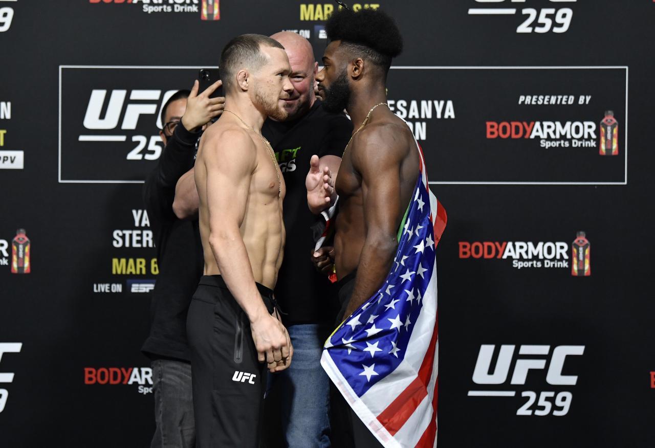 Aljamain Sterling vs. Petr Yan II booked For UFC 267