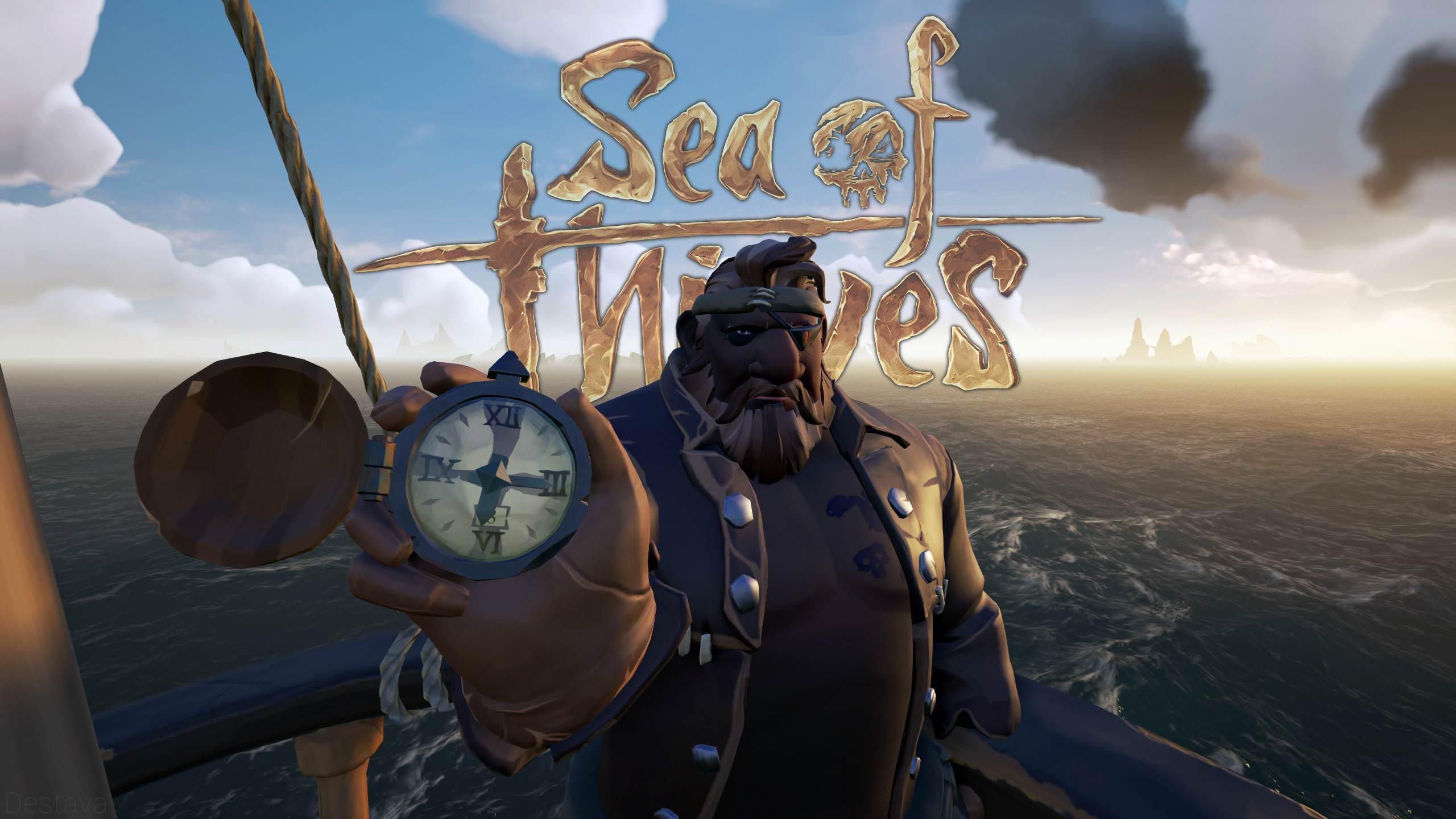 компьютерные игры, Sea of Thieves, Steam, Rare, Онлайн-игры