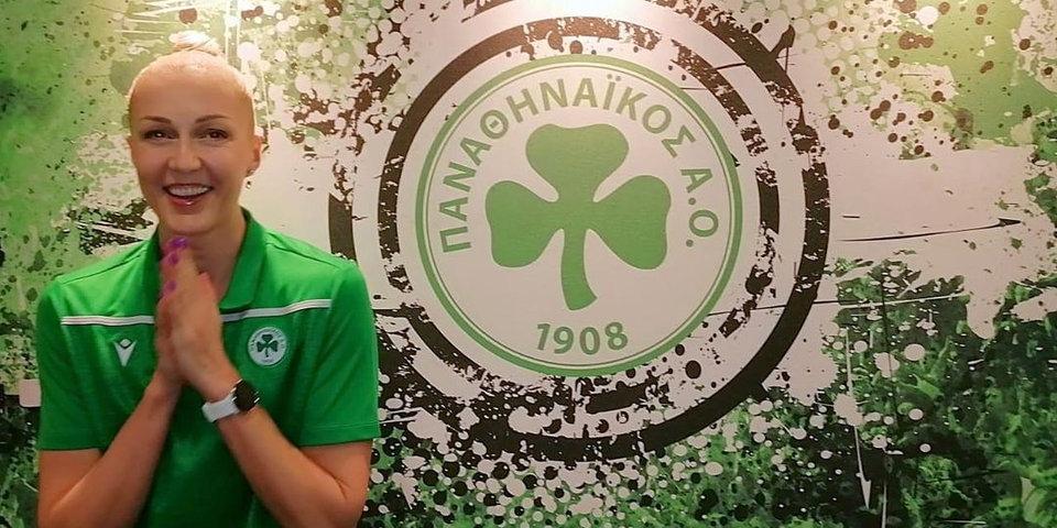 Левченко затащила в матче с прямым конкурентом «Пао» и стала лучшим игроком на площадке! Собрали топовые моменты с ее участием