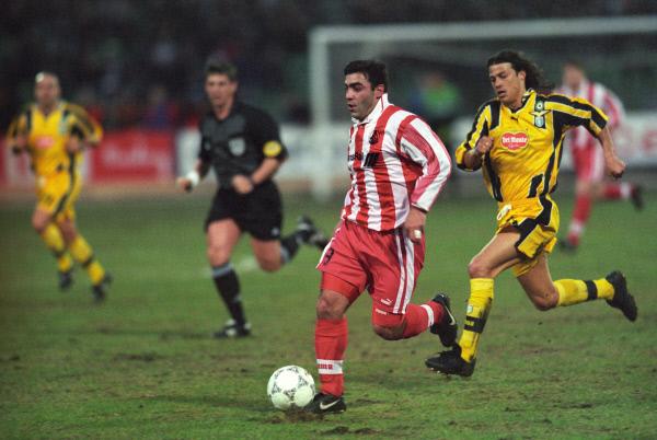 22 года назад «Локомотиву» не хватило одного гола для выхода в финал Кубка кубков. Семин едва не обставил звездный «Лацио» в Риме