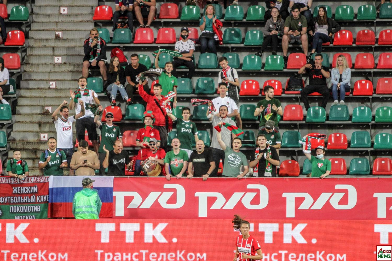 Фото. ЖЛЧ. ПСВ - Локомотив