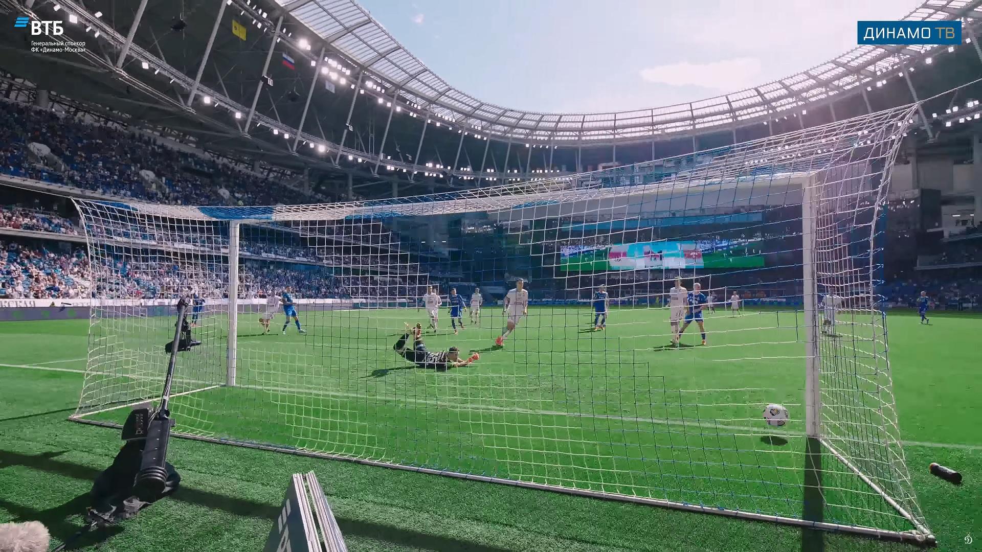 тур 30, Динамо - ЦСКА 3:2