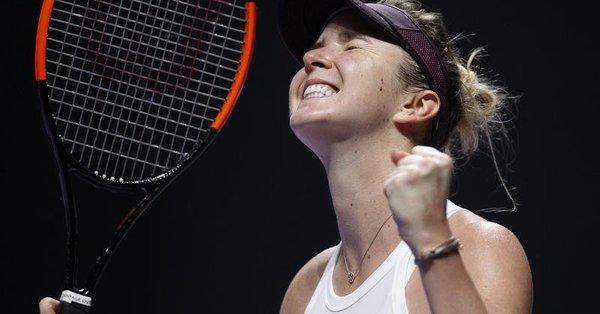 Элина Свитолина, WTA, видео