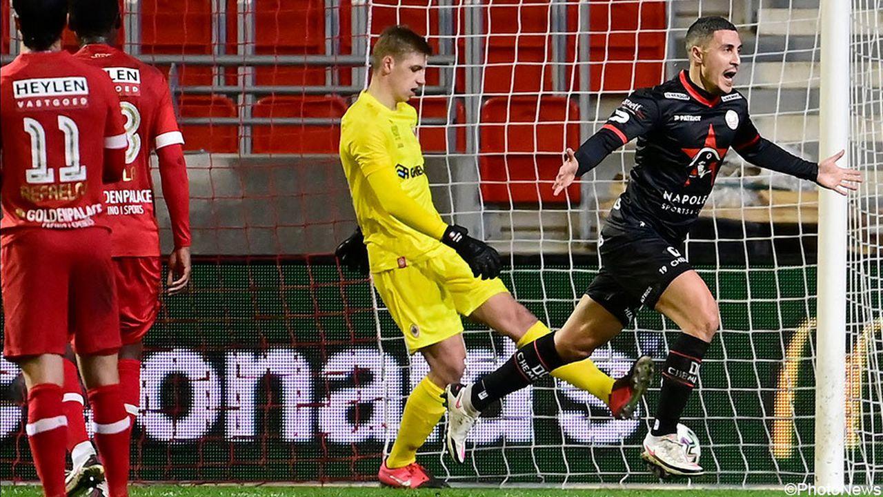 «Шарлеруа» пропустил дважды, потом забил три за семь минут, затем позволил «Серклю» сравнять, но все-таки вырвал победу!