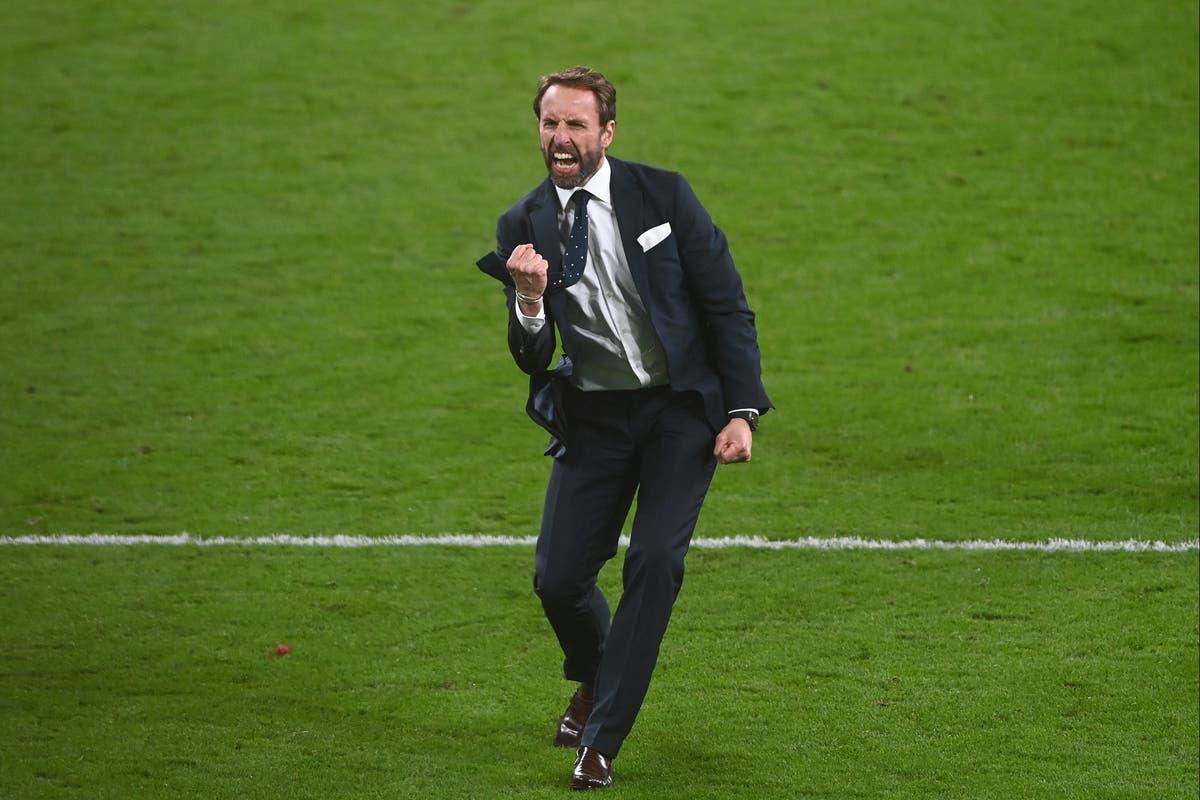 Спустя 25 лет Евро выиграет сборная во главе с молодым тренером. Манчини - 56, а Саутгейту - 50