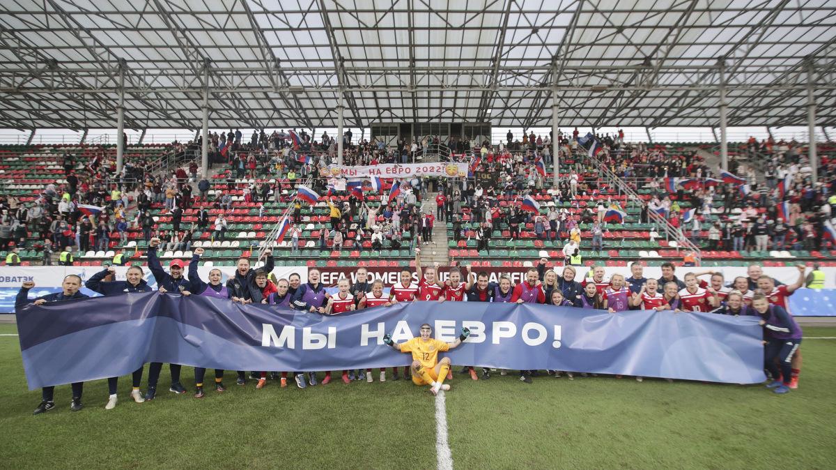 Юрий Красножан, Сборная Португалии по футболу, женский футбол, сборная России жен
