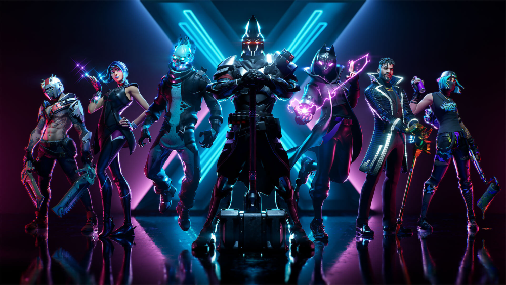 Скачать Fortnite бесплатно на ПК, PS4 и Xbox
