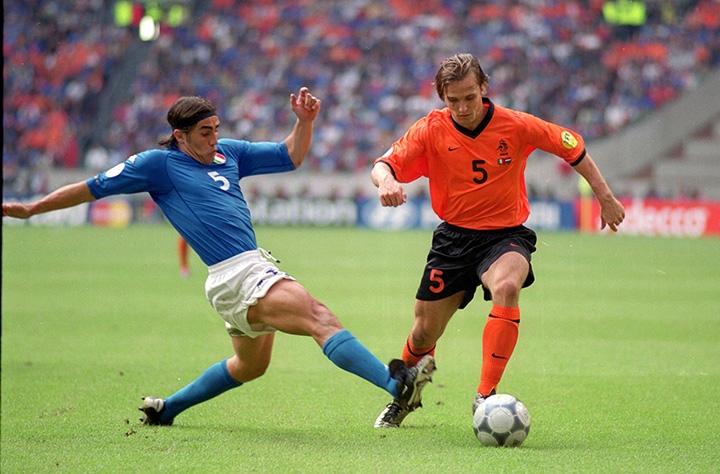 Вспоминаем Евро-2000. Герои и неудачники. Часть I