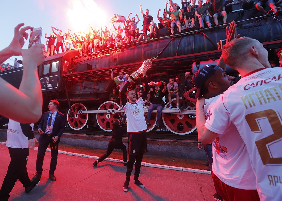 #17 Барабанщик «Локомотива» Антон Трифонов: «Геркус сделал очень многое для улучшения клубного бренда»