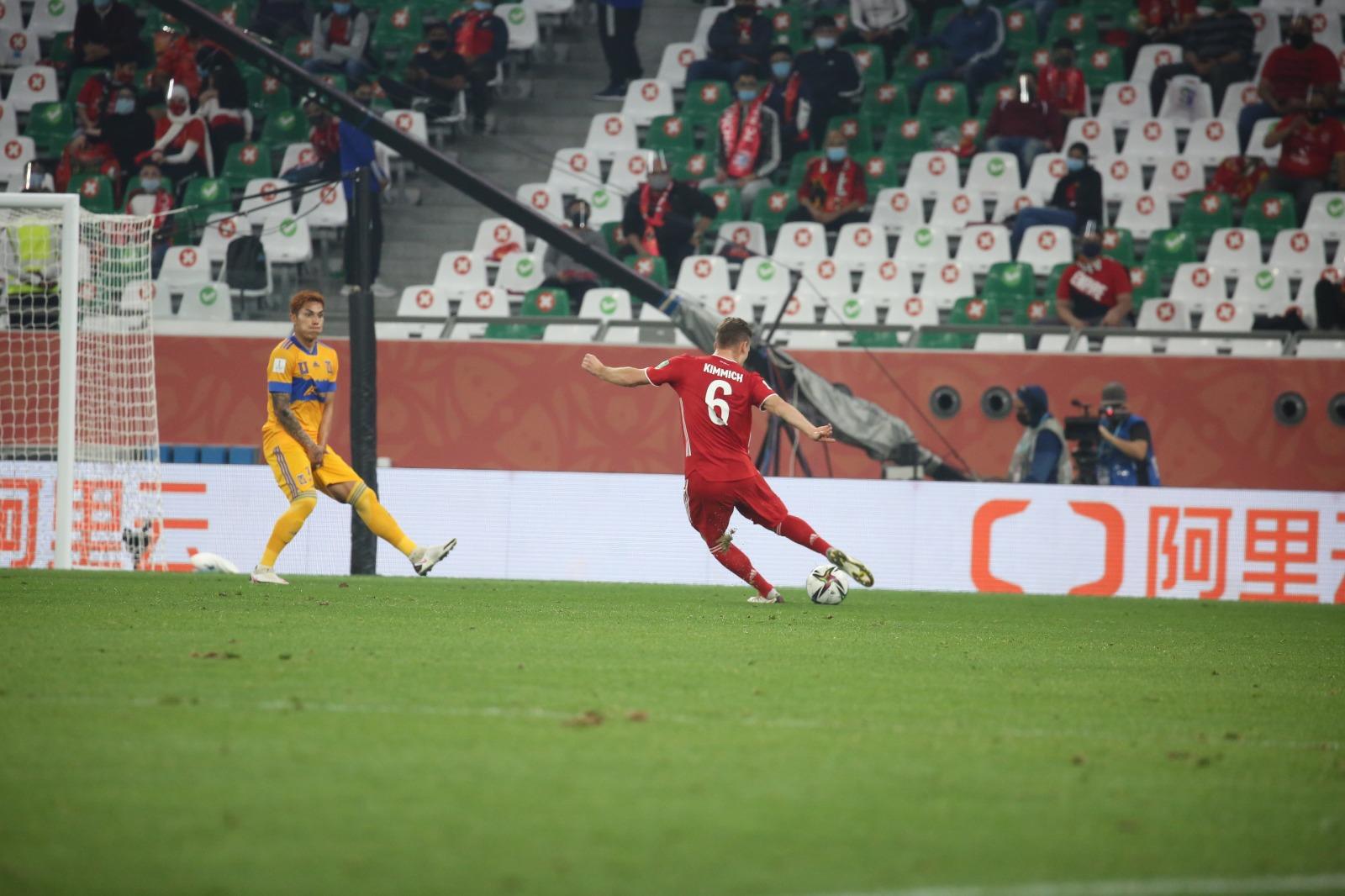 FinalMissi6n: Completed. Монополия на трофеи. Обзор финала клубного чемпионата мира «Бавария» – «Тигрес»