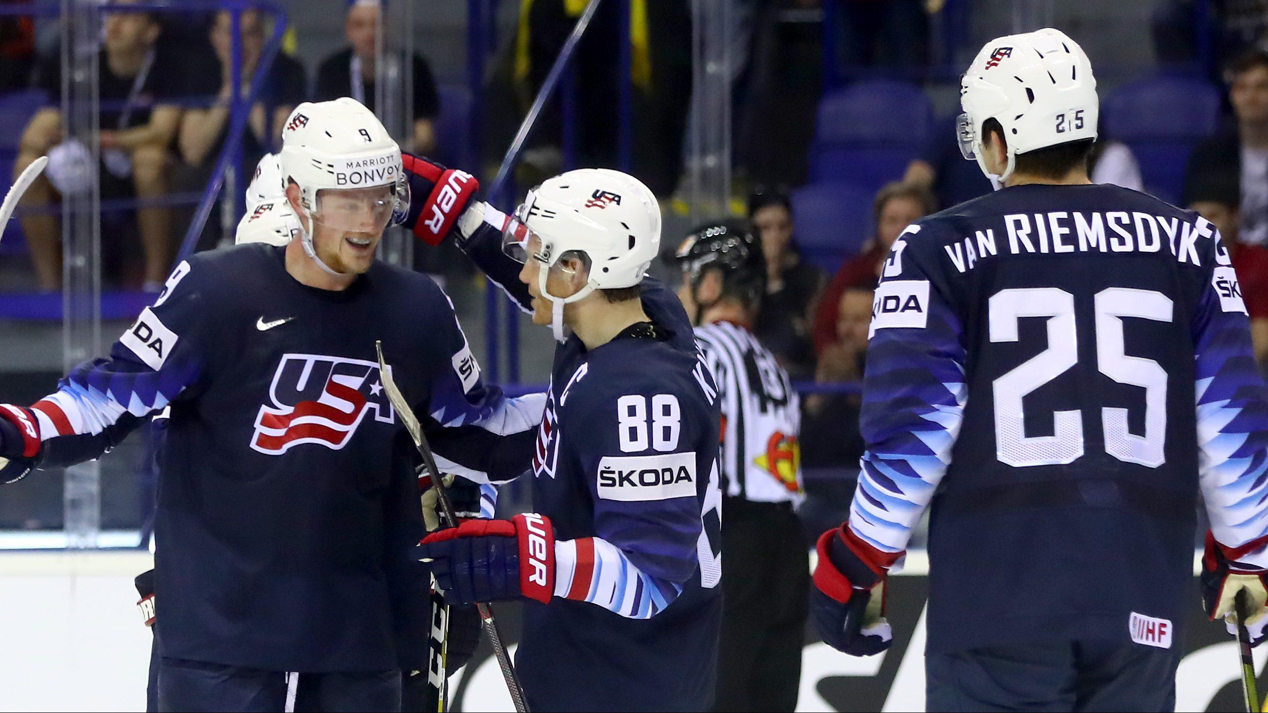 НХЛ, Кубок Стэнли, драфт НХЛ, Рейнджерс, Айлендерс, Сборная США по хоккею, Питтсбург, Чикаго, молодежный чемпионат мира, олимпийский хоккейный турнир