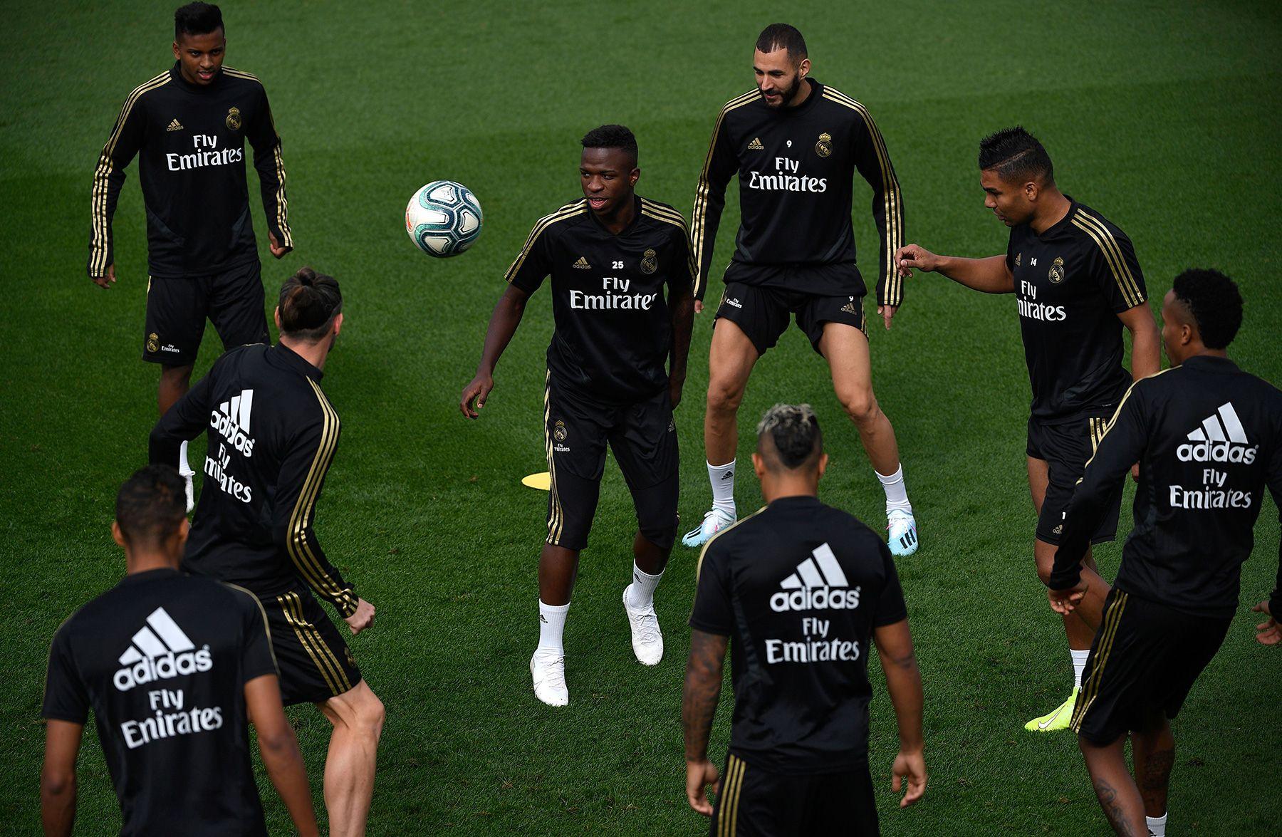 Реал Мадрид, тактика, Йохан Кройфф, Динамо Загреб, Ла Лига, Аякс