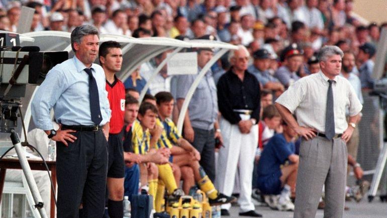 «Соперник у Конте трепета явно не вызывал» В 1999-м «Ростсельмаш» сыграл с «Ювентусом» в Кубке Интертото