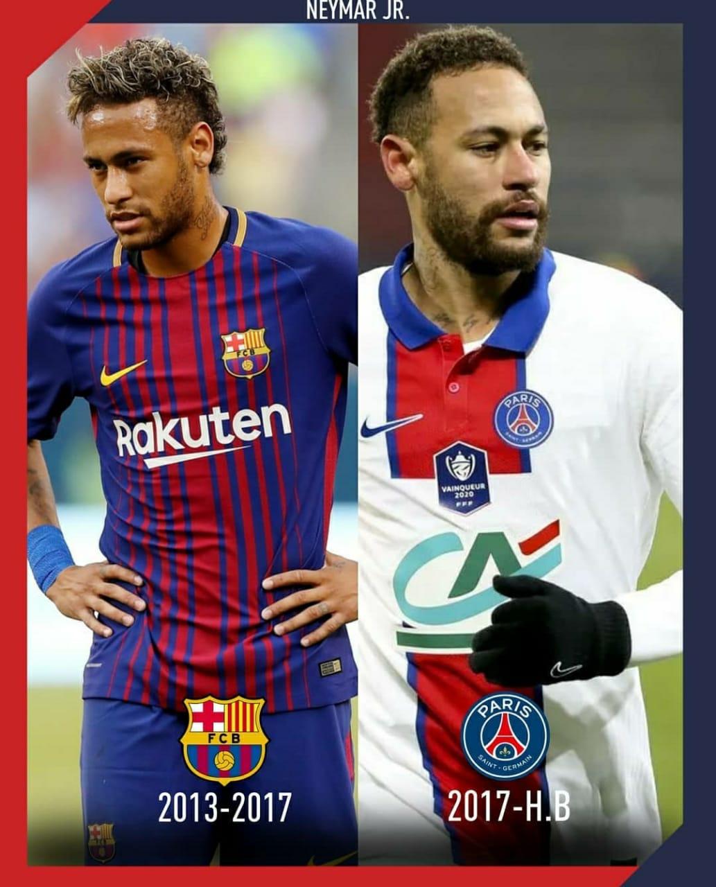 Уже сегодня: Барса - ПСЖ.Рассказываем топ 5 игроков, которые играли по разные стороны баррикад