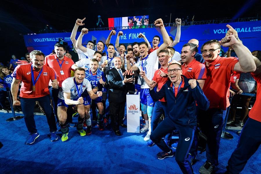 Волейбольный Евро-2019. Группа С. Пишем - медали. Но надеемся на победу