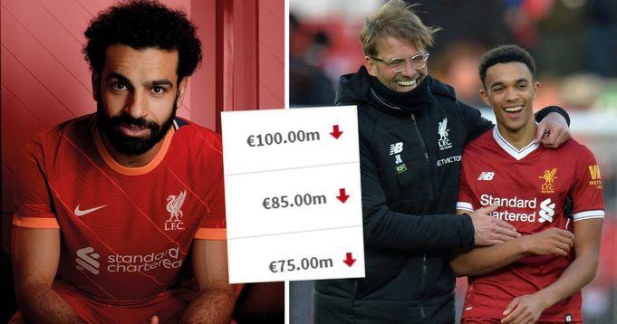 Названы пять самых дорогих игроков «Ливерпуля»