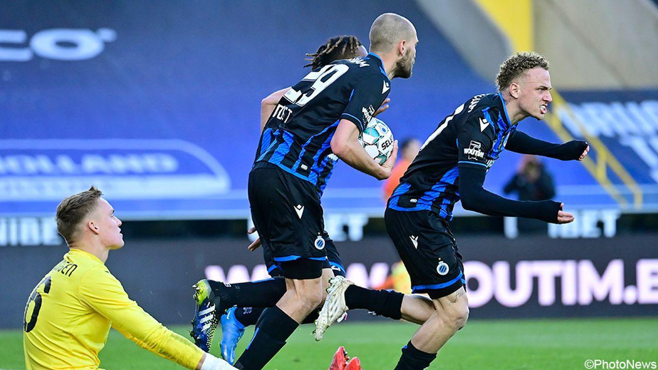 «Генк» перевернул игру с «Антверпеном», «Брюгге» избежал поражения от «Андерлехта», «Остенде» забил шесть «Стандарду»