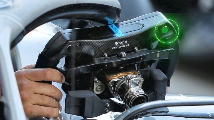 объясняем, Формула-1, Мерседес, Льюис Хэмилтон, Гран-при Азербайджана, техника
