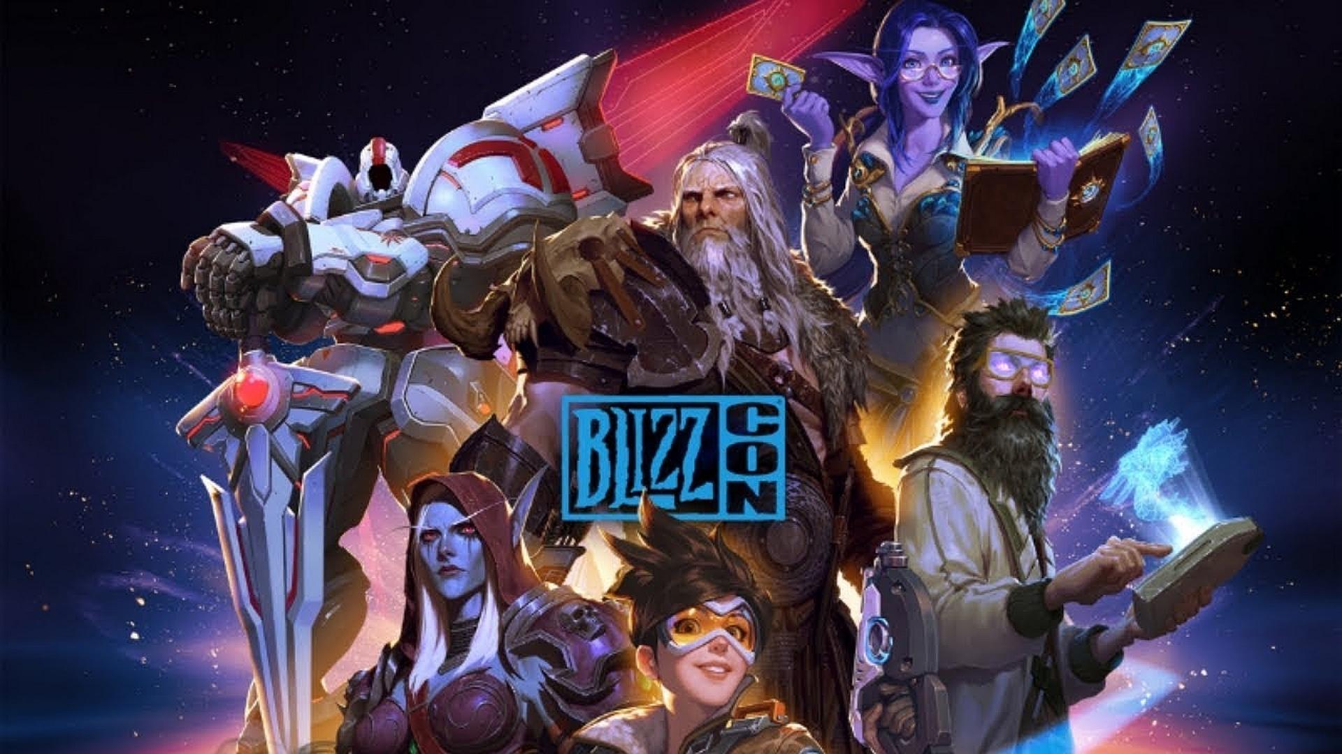 Overwatch, Hearthstone, World of Warcraft, Warcraft 3: Reforged, Blizzard Entertainment