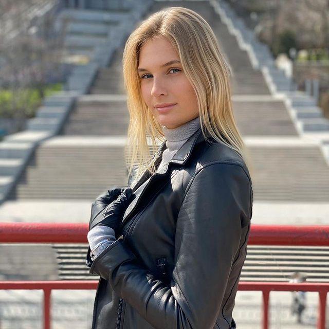 Даяна Ястремская