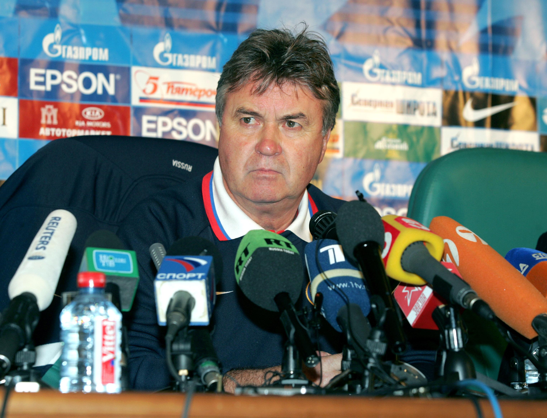 Тест: вспомните составы России и Хорватии в матче 2006 года? Это первая официальная игра Гуса Хиддинка!