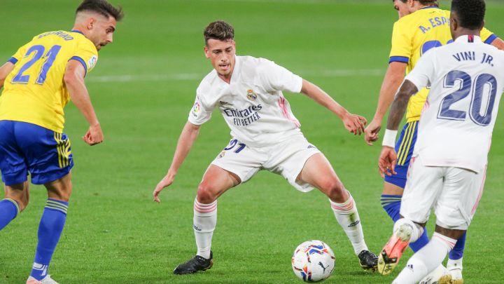 Реал Мадрид, Антонио Бланко