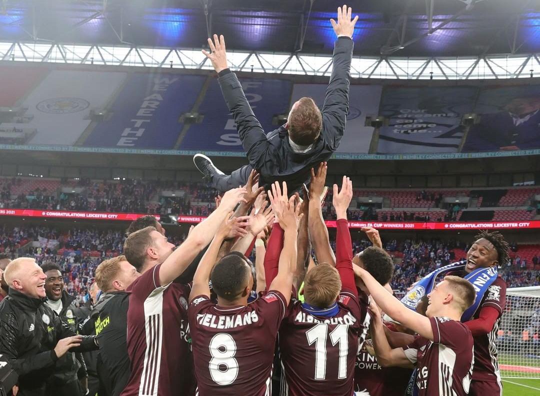 Вернер искал свои удары в самых неожиданных местах, а единственный гол забил Тилеманс: «Лестер» забрал свой первый Кубок Англии