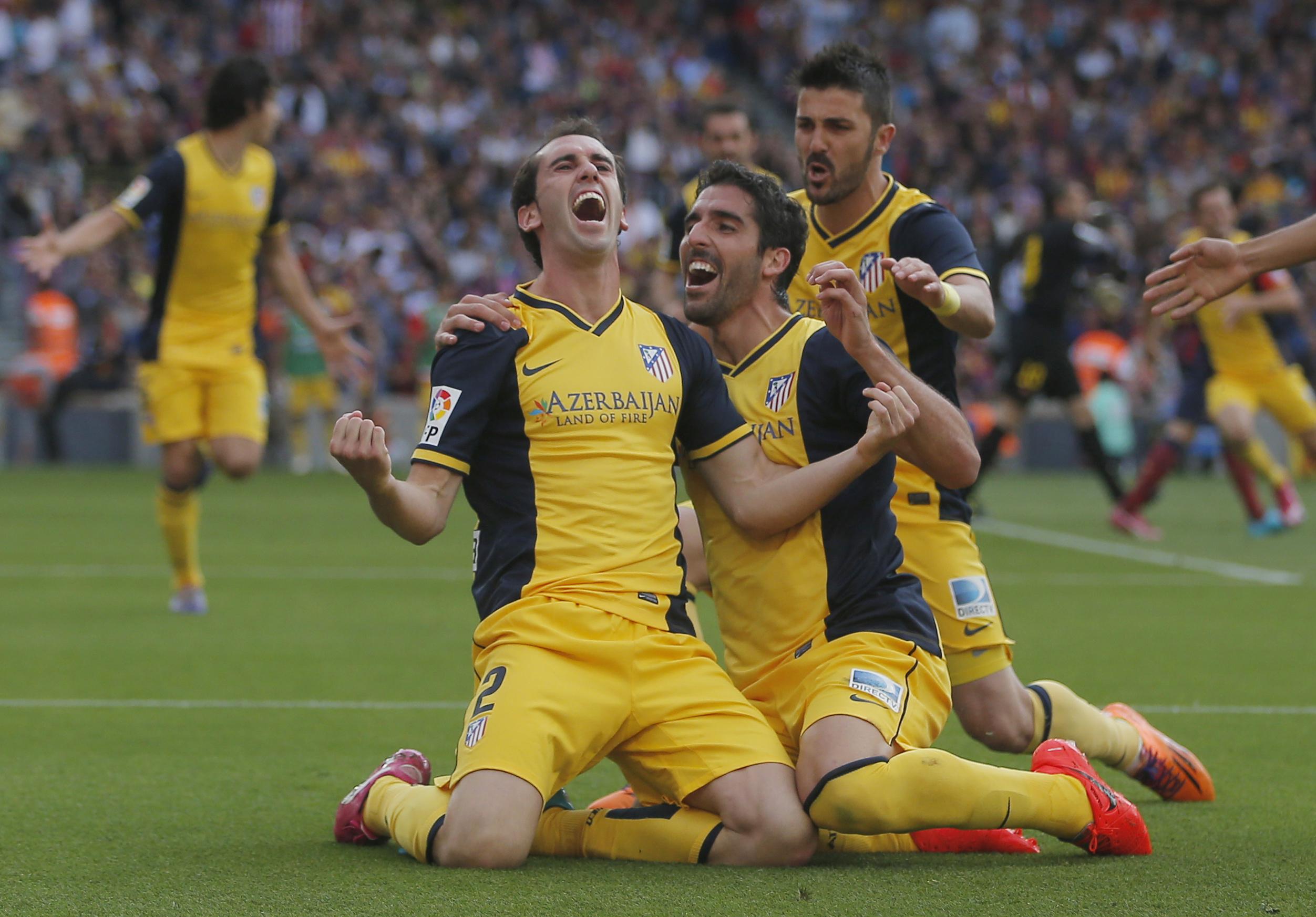 Как «Атлетико» чемпионство брал. «Банда Симеоне», которая снесла «Барсу» и «Реал» с трона