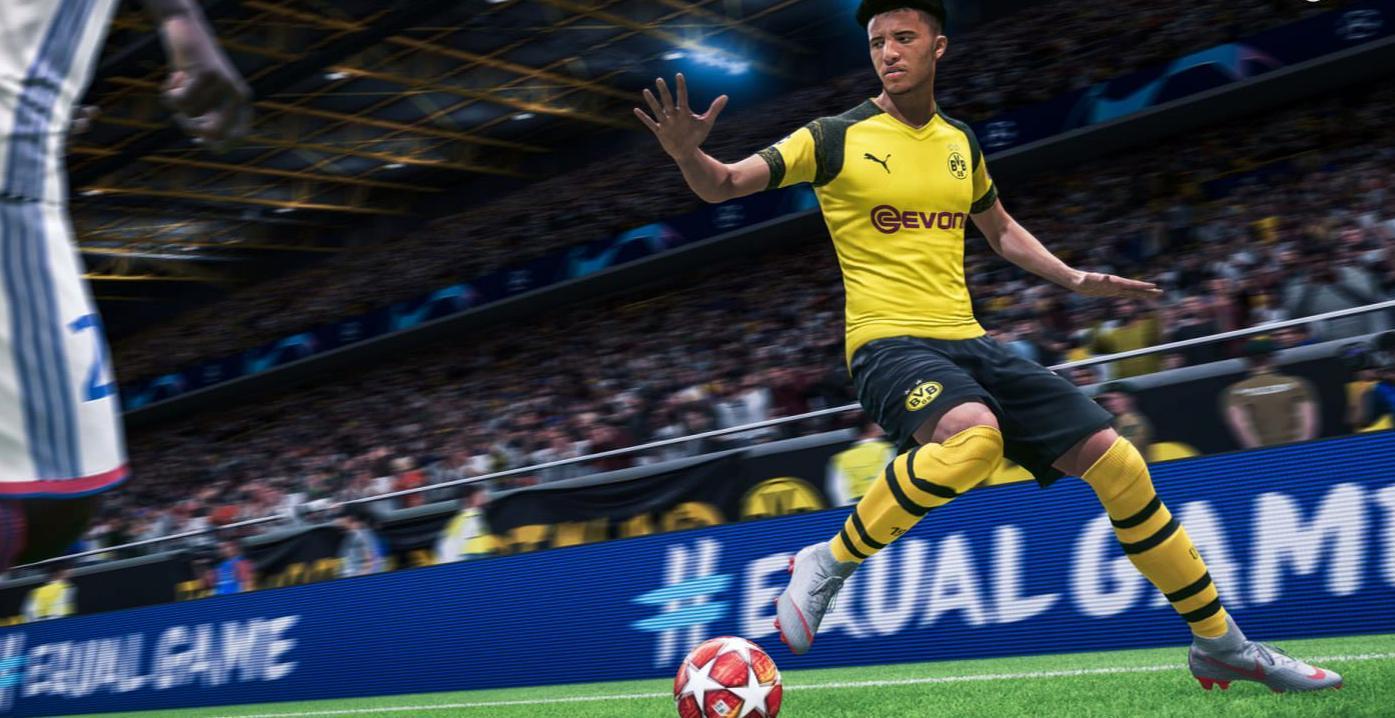 FIFA 20, FIFA 19, FIFA 18, EA Sports
