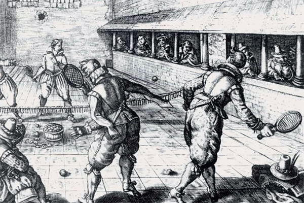 Великая французская революция началась с «зала для игры в мяч». А что это была за игра?